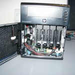 HP MicroServer - Belly of the Beast
